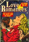 Cover for Love Romances (Marvel, 1949 series) #29
