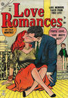 Cover for Love Romances (Marvel, 1949 series) #41