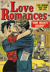 Cover for Love Romances (Marvel, 1949 series) #43