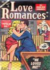 Cover for Love Romances (Marvel, 1949 series) #46