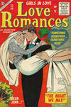 Cover for Love Romances (Marvel, 1949 series) #54