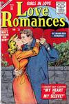 Cover for Love Romances (Marvel, 1949 series) #56