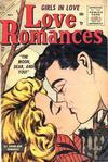 Cover for Love Romances (Marvel, 1949 series) #57