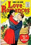 Cover for Love Romances (Marvel, 1949 series) #58
