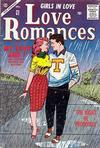 Cover for Love Romances (Marvel, 1949 series) #62