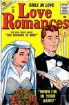 Cover for Love Romances (Marvel, 1949 series) #63