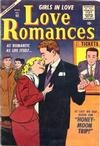 Cover for Love Romances (Marvel, 1949 series) #65