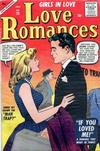 Cover for Love Romances (Marvel, 1949 series) #73
