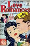 Cover for Love Romances (Marvel, 1949 series) #74