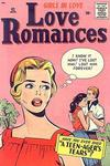 Cover for Love Romances (Marvel, 1949 series) #92