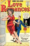 Cover for Love Romances (Marvel, 1949 series) #93