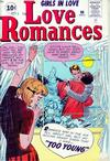 Cover for Love Romances (Marvel, 1949 series) #96