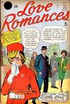Cover for Love Romances (Marvel, 1949 series) #97 [Black Circle Price Field]