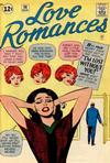 Cover for Love Romances (Marvel, 1949 series) #98