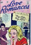 Cover for Love Romances (Marvel, 1949 series) #100