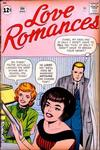 Cover for Love Romances (Marvel, 1949 series) #104