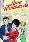 Cover for Love Romances (Marvel, 1949 series) #105