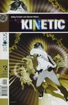 Cover for Kinetic (DC, 2004 series) #2