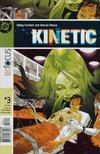 Cover for Kinetic (DC, 2004 series) #3
