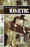 Cover for Kinetic (DC, 2004 series) #4