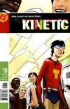 Cover for Kinetic (DC, 2004 series) #8