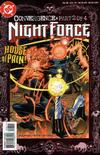 Cover for Night Force (DC, 1996 series) #8