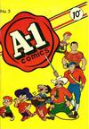 Cover for A-1 (Magazine Enterprises, 1945 series) #5