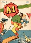 Cover for A-1 (Magazine Enterprises, 1945 series) #6