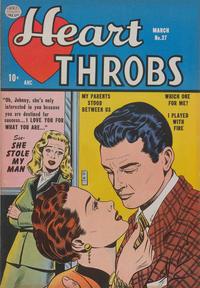 Cover Thumbnail for Heart Throbs (Quality Comics, 1949 series) #27