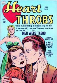 Cover Thumbnail for Heart Throbs (Quality Comics, 1949 series) #29