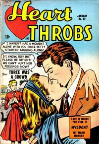 Cover Thumbnail for Heart Throbs (Quality Comics, 1949 series) #32