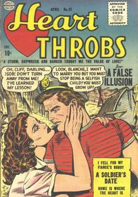 Cover Thumbnail for Heart Throbs (Quality Comics, 1949 series) #42