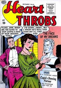 Cover Thumbnail for Heart Throbs (Quality Comics, 1949 series) #46