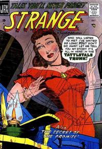 Cover Thumbnail for Strange (Farrell, 1957 series) #4