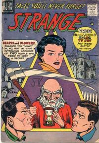 Cover Thumbnail for Strange (Farrell, 1957 series) #6