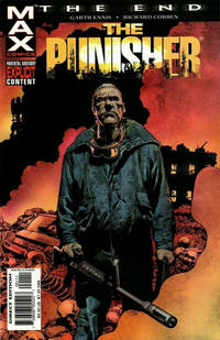 Cover Thumbnail for Punisher: The End (Marvel, 2004 series) #1