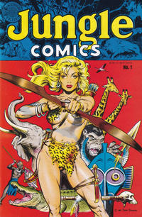 Cover Thumbnail for Jungle Comics (Blackthorne, 1988 series) #1