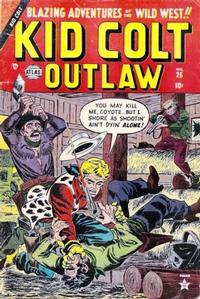 Cover Thumbnail for Kid Colt Outlaw (Marvel, 1949 series) #26