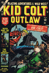 Cover Thumbnail for Kid Colt Outlaw (Marvel, 1949 series) #32