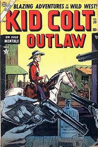 Cover Thumbnail for Kid Colt Outlaw (Marvel, 1949 series) #39