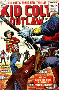 Cover Thumbnail for Kid Colt Outlaw (Marvel, 1949 series) #53