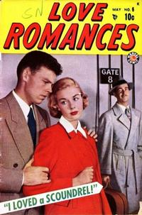 Cover Thumbnail for Love Romances (Marvel, 1949 series) #6