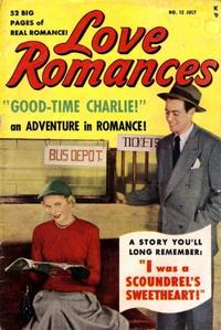 Cover Thumbnail for Love Romances (Marvel, 1949 series) #12
