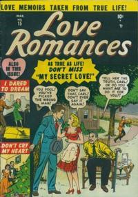Cover Thumbnail for Love Romances (Marvel, 1949 series) #15