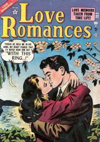 Cover Thumbnail for Love Romances (Marvel, 1949 series) #22