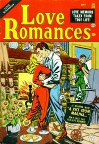 Cover Thumbnail for Love Romances (Marvel, 1949 series) #28