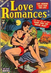 Cover Thumbnail for Love Romances (Marvel, 1949 series) #32