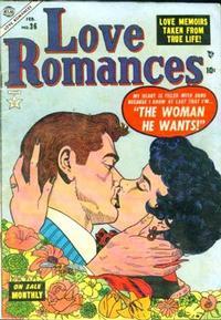 Cover Thumbnail for Love Romances (Marvel, 1949 series) #36