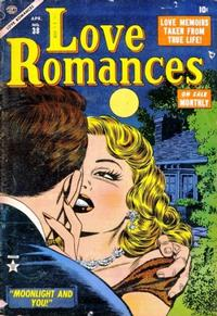 Cover Thumbnail for Love Romances (Marvel, 1949 series) #38