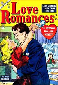 Cover Thumbnail for Love Romances (Marvel, 1949 series) #39